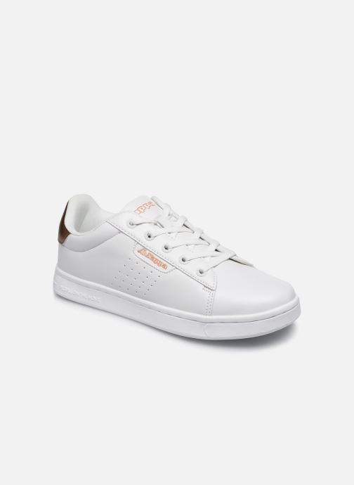 Baskets Kappa Tchouri Lace Blanc vue détail/paire
