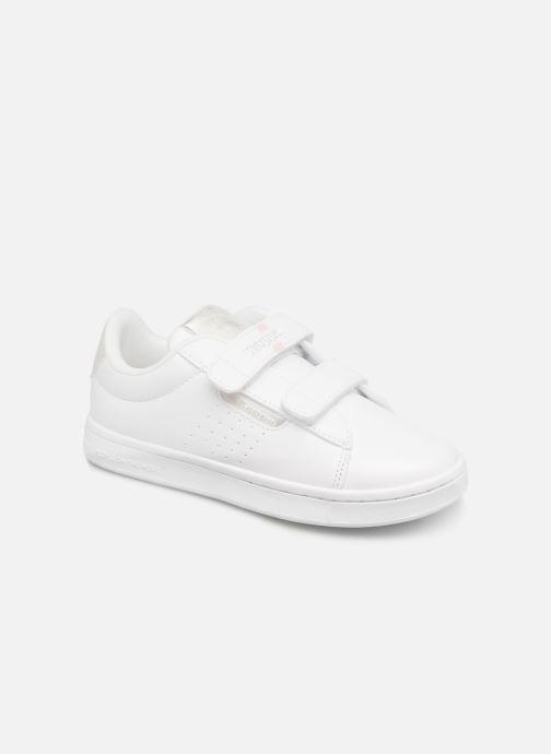 Sneakers Kappa Tchouri V Wit detail