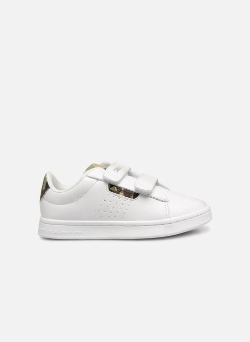 Sneakers Kappa Tchouri V Vit bild från baksidan