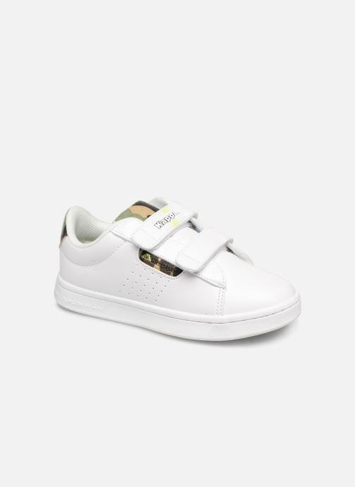 Sneakers Kappa Tchouri V Vit detaljerad bild på paret