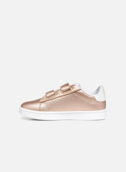 Sneakers Kappa Tchouri V Goud en brons voorkant