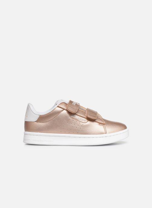 Sneakers Kappa Tchouri V Goud en brons achterkant