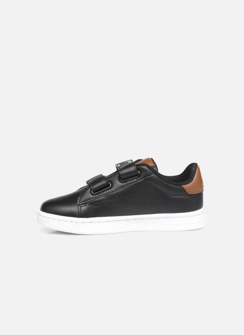 Sneakers Kappa Tchouri V Nero immagine frontale