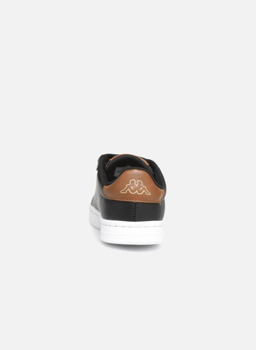 Trainers Kappa Tchouri V Black view from the right