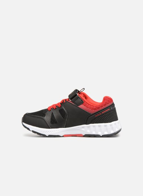 Sport shoes Kappa Birdy EV Black front view