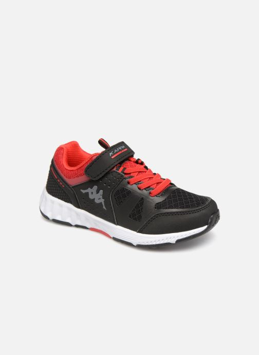 Sport shoes Kappa Birdy EV Black detailed view/ Pair view