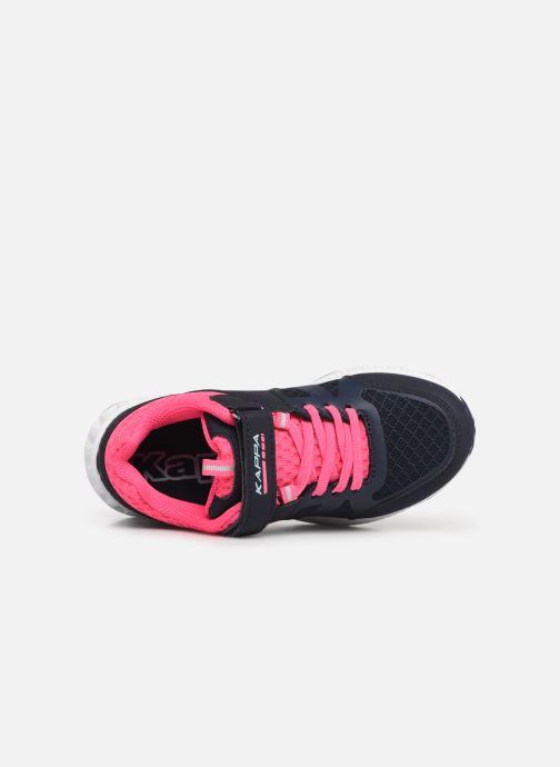 Sportschoenen Kappa Birdy EV Zwart links