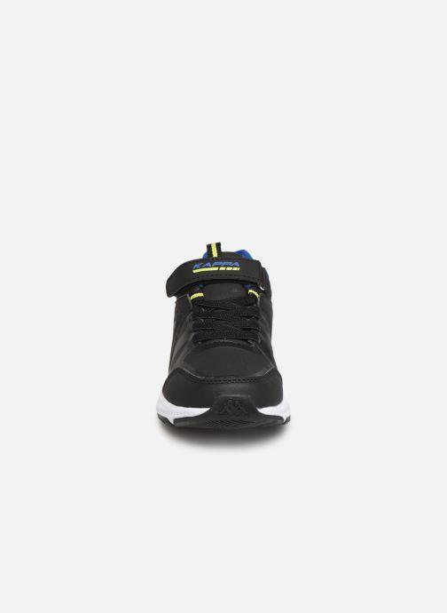 Chaussures de sport Kappa Birdy EV Noir vue portées chaussures