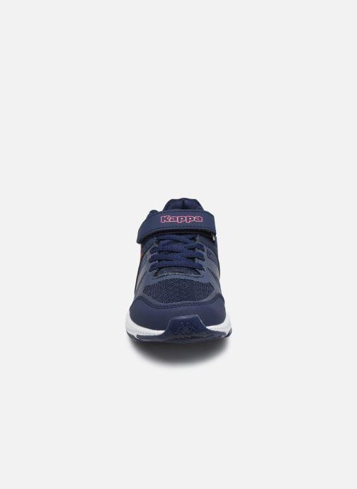 Chaussures de sport Kappa Birdy EV Bleu vue portées chaussures