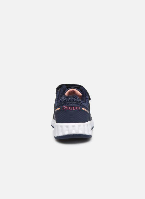 Chaussures de sport Kappa Birdy EV Bleu vue droite