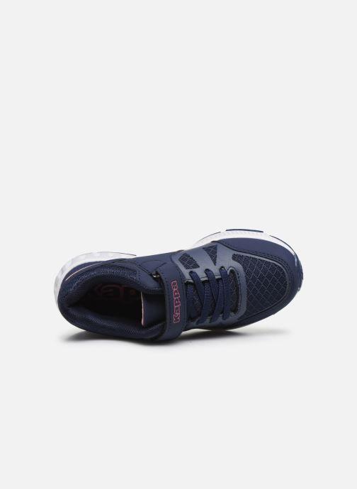 Chaussures de sport Kappa Birdy EV Bleu vue gauche