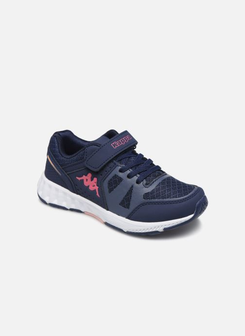Chaussures de sport Kappa Birdy EV Bleu vue détail/paire