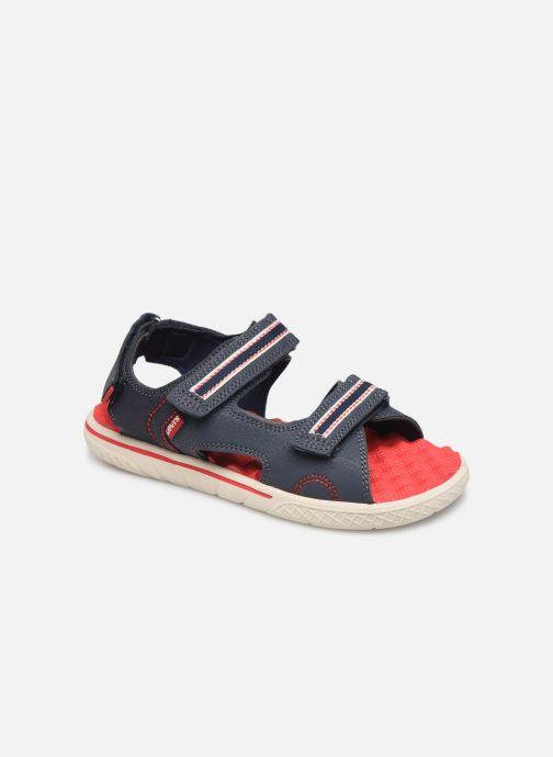 Sandales et nu-pieds Levi's Santa Barbara Bleu vue détail/paire