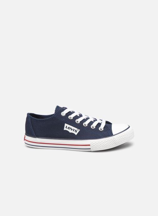 Sneakers Levi's Trucker Low Blauw achterkant