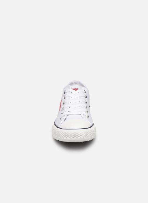 Sneakers Levi's Trucker Low Wit model