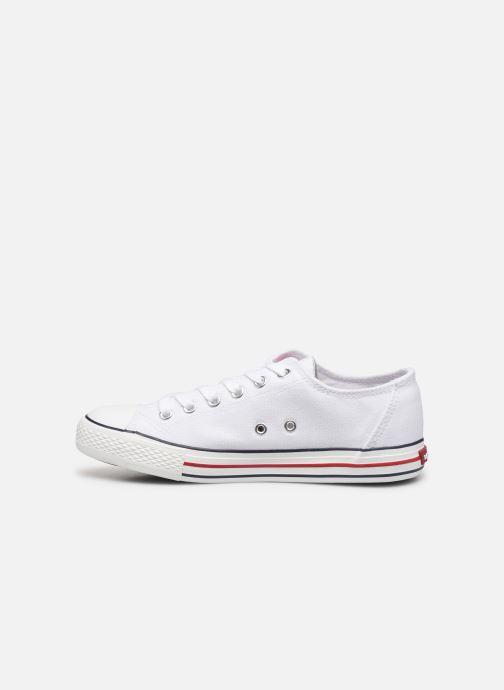 Sneakers Levi's Trucker Low Wit voorkant