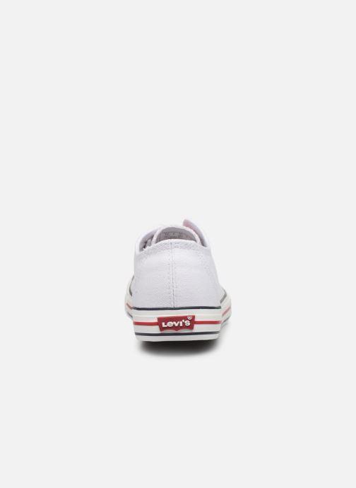 Sneakers Levi's Trucker Low Wit rechts