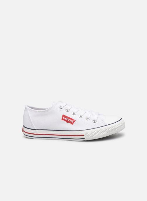 Sneakers Levi's Trucker Low Wit achterkant
