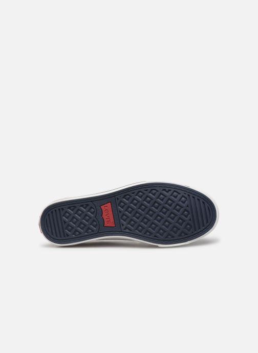 Sneakers Levi's Trucker Low Wit boven
