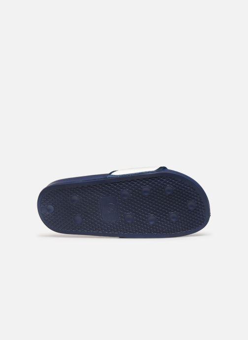 Sandales et nu-pieds Levi's Game Blanc vue haut