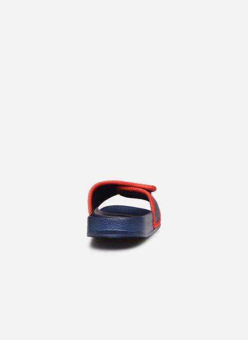 Sandales et nu-pieds Levi's Game Bleu vue droite