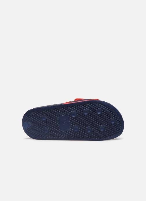 Sandales et nu-pieds Levi's Game Bleu vue haut