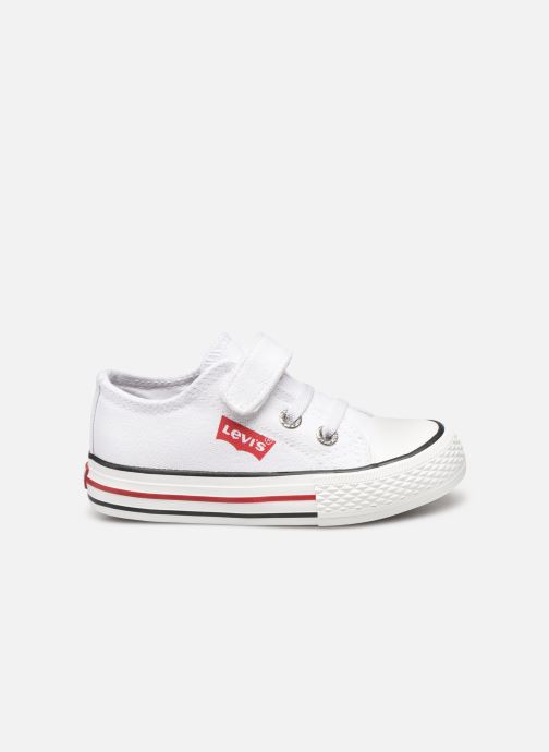 Trainers Levi's Trucker Mini Low White back view