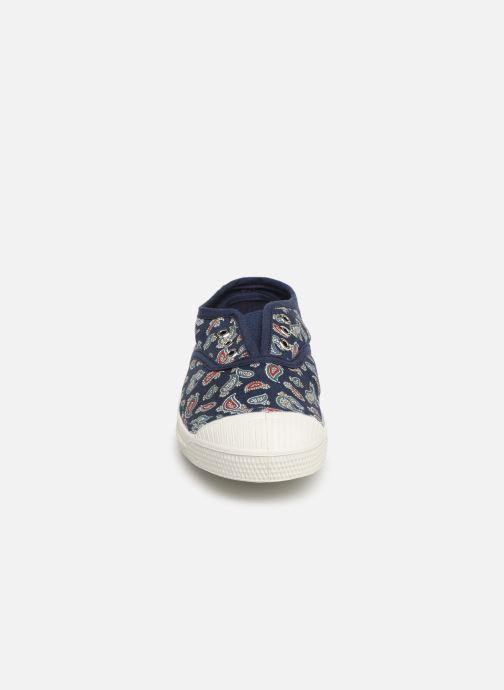 Trainers Bensimon Tennis Elly Bandana E Blue model view