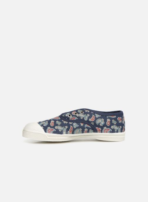 Trainers Bensimon Tennis Elly Bandana E Blue front view