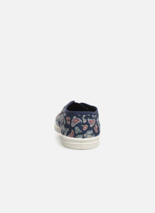 Trainers Bensimon Tennis Elly Bandana E Blue view from the right