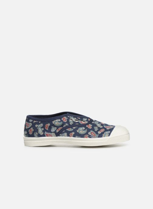 Trainers Bensimon Tennis Elly Bandana E Blue back view