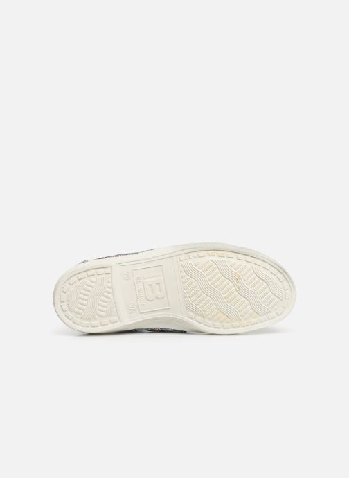 Trainers Bensimon Tennis Elly Bandana E Blue view from above