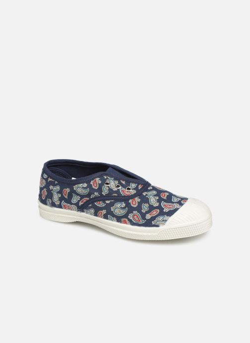 Trainers Bensimon Tennis Elly Bandana E Blue detailed view/ Pair view