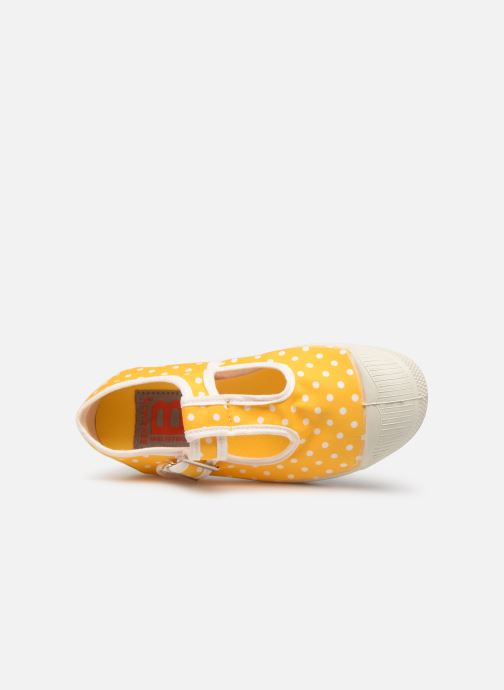 Sneakers Bensimon Tennis Salomé Pois E Geel links