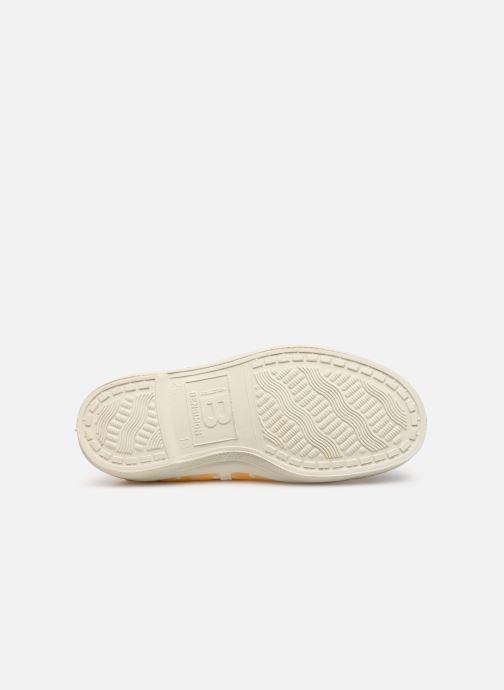 Sneakers Bensimon Tennis Salomé Pois E Geel boven