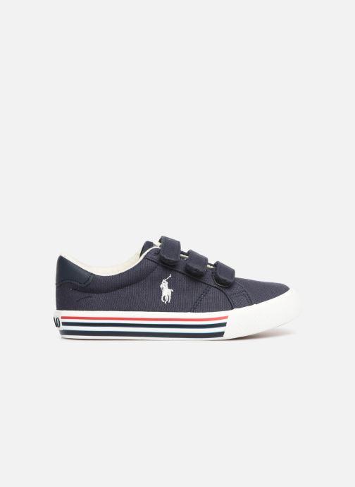 Sneakers Polo Ralph Lauren Edgewood EZ Blauw achterkant