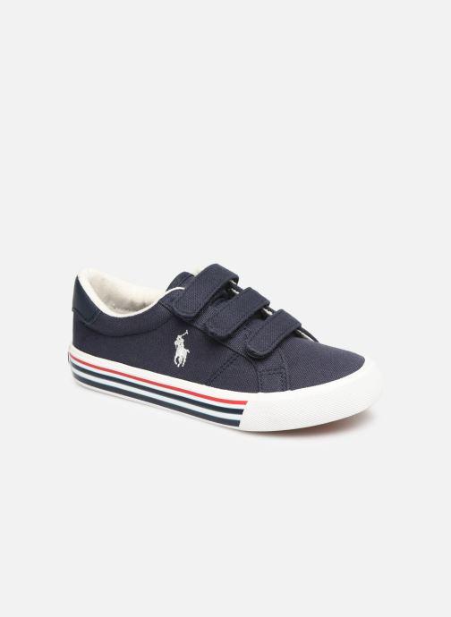 Sneakers Polo Ralph Lauren Edgewood EZ Blauw detail