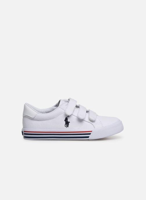 Sneakers Polo Ralph Lauren Edgewood EZ Wit achterkant