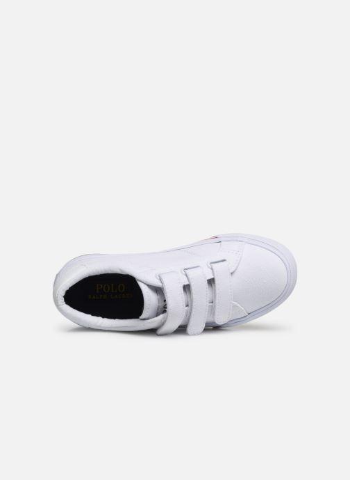 Sneakers Polo Ralph Lauren Edgewood EZ Wit links