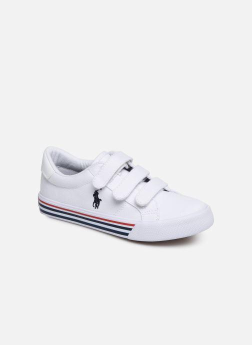Sneakers Polo Ralph Lauren Edgewood EZ Wit detail