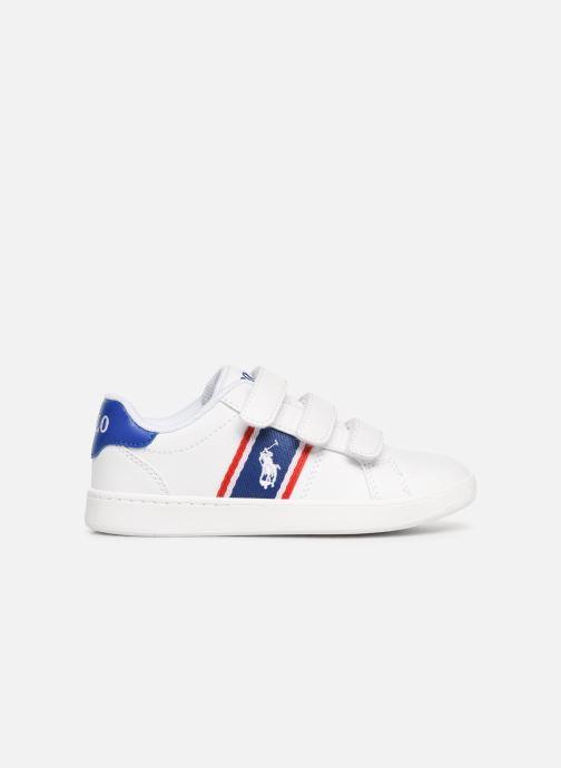 Sneakers Polo Ralph Lauren Quigley EZ Vit bild från baksidan