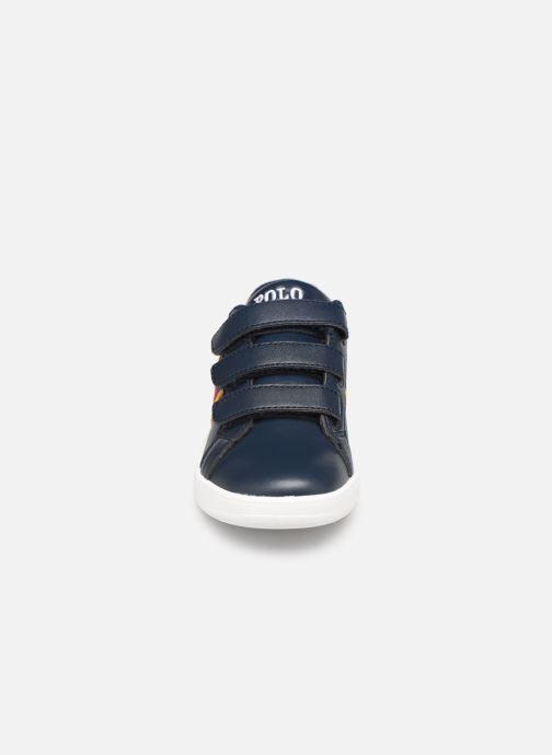 Sneakers Polo Ralph Lauren Quigley EZ Blauw model