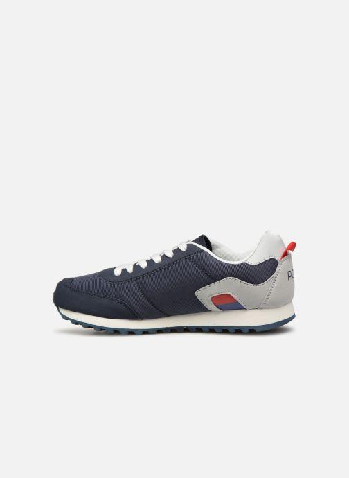 Sneakers Polo Ralph Lauren Richardson Blauw voorkant