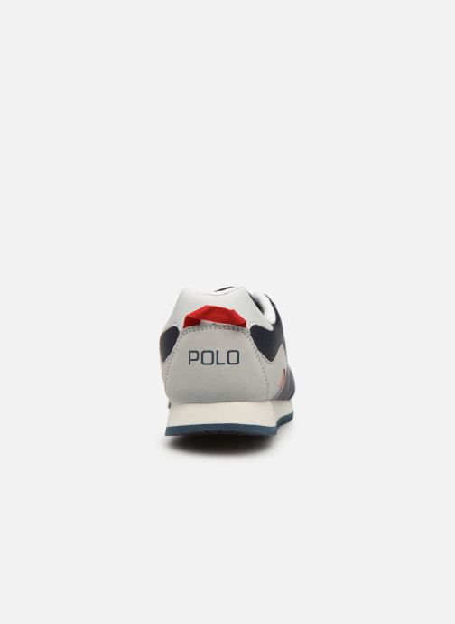 Baskets Polo Ralph Lauren Richardson Bleu vue droite
