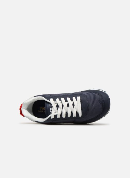 Baskets Polo Ralph Lauren Richardson Bleu vue gauche
