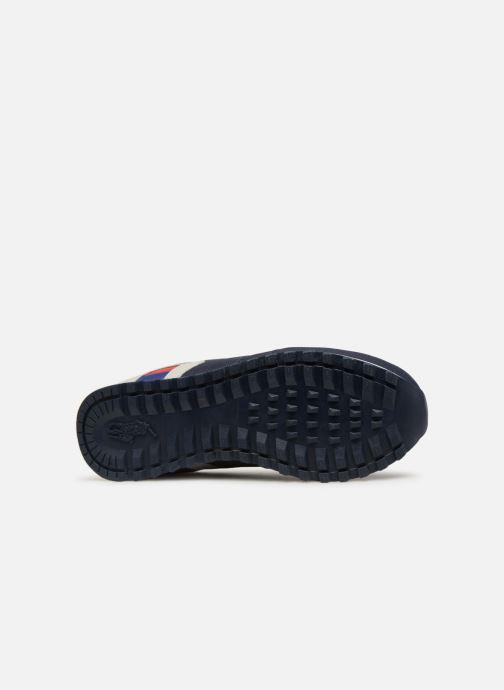 Sneakers Polo Ralph Lauren Richardson Blauw boven