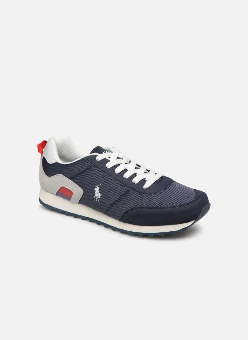 Sneakers Polo Ralph Lauren Richardson Blauw detail