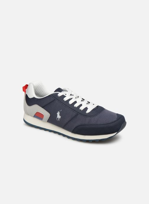 Baskets Polo Ralph Lauren Richardson Bleu vue détail/paire