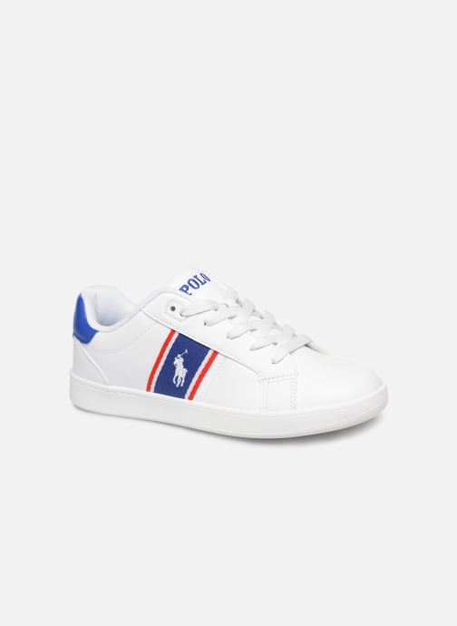Sneakers Polo Ralph Lauren Quigley Wit detail