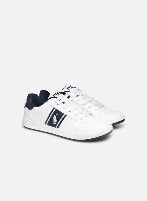 Sneaker Polo Ralph Lauren Quigley weiß 3 von 4 ansichten